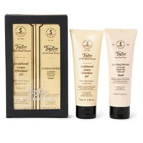 Black Box Gift Sets – Shaving Cream & Aftershave Gel